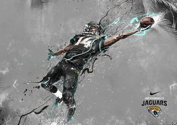 Jaguars Art by Levent Aydin on Behance