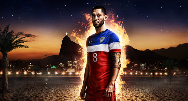 The Fire Within - FIFA Rio 2014 by Ryan Tang on Behance