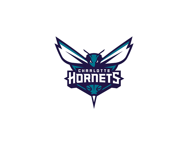 Charlotte Hornets Primary Logo by Darrin Crescenzi on Behance