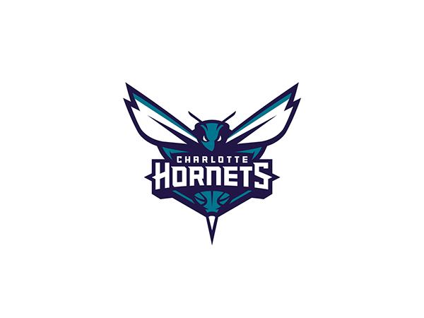 Charlotte Hornets Primary Logo by Darrin Crescenzi on Behance