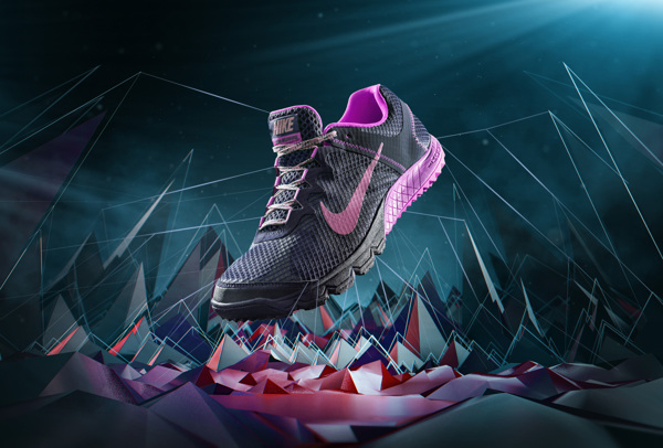 Geometric Trails Photography & 3d by Mike Campau on Behance