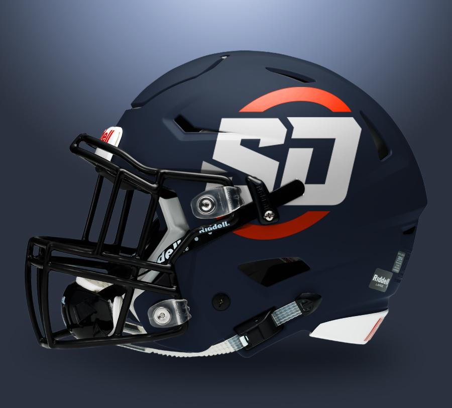 football helmet photoshop tutorial & free psd mockup - sportsdesign