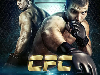 Create a Mixed Martial Arts Event Poster in Photoshop - Sports Design .co