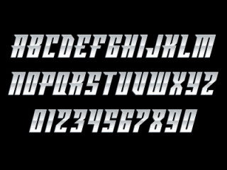 Raezor font by Kris Bazen - Sports Design .co