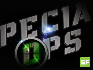 Special Ops font by Kris Bazen - Sports Design .co