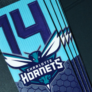 2014-15 Hornets Suite Tickets by Aaron Dewey - SportsDesign.co - The Sports Graphic Design site