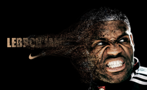 LeBron James by Adam Ingle
