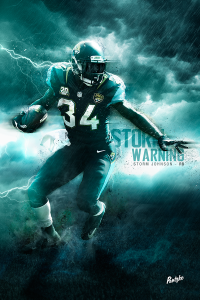 Storm Warning - Storm Johnson Creative by Mitchell Pantzke