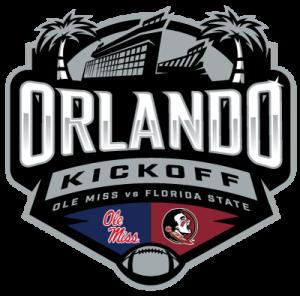 Orlando Kickoff Logo by TJ Harley, Harley Creative