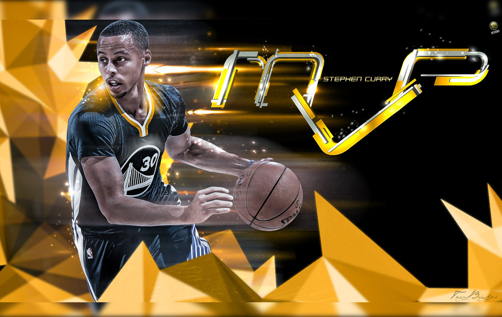 Stephen Curry MVP Series by Terry Bridges on Behance - SportsDesign.co