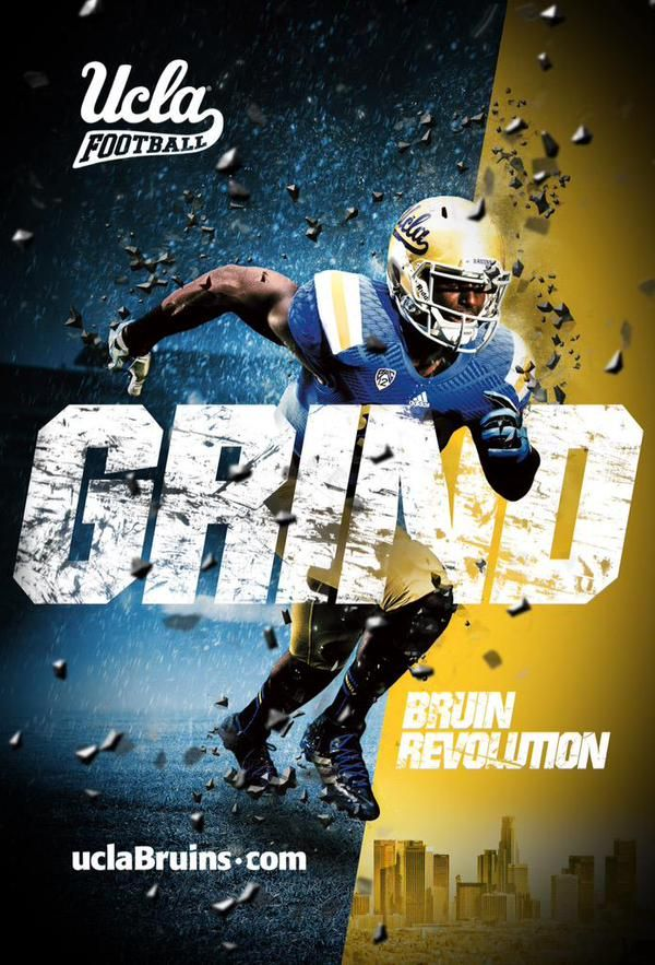 Grind - UCLA Bruins by Summit Athletics  - SportsDesign.co